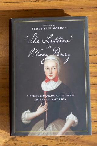 BOOK:  The Letters of Mary Perry