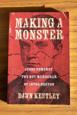 Book:  Making a Monster